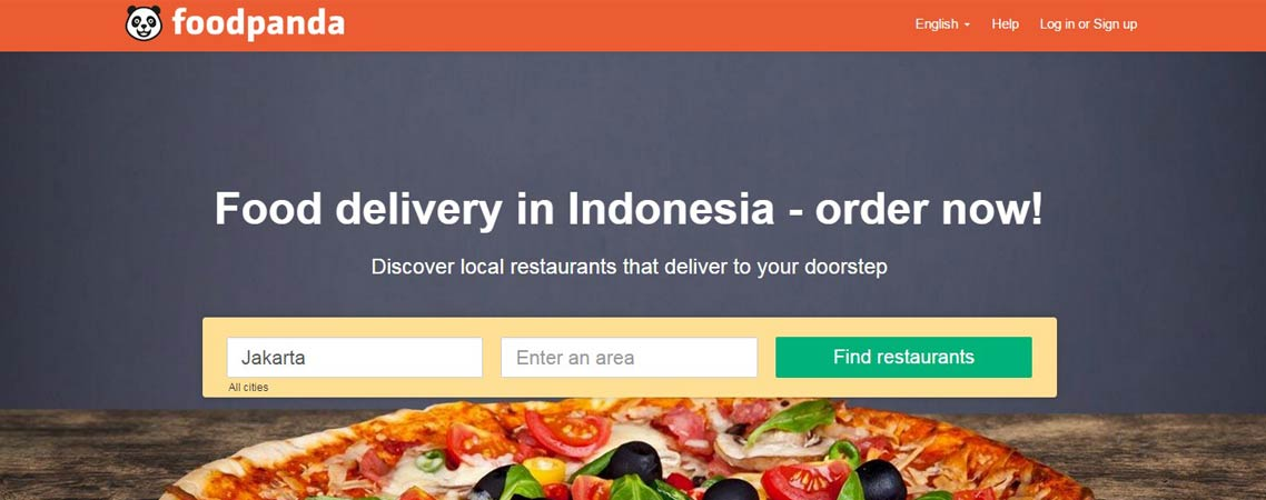 food panda food delivery